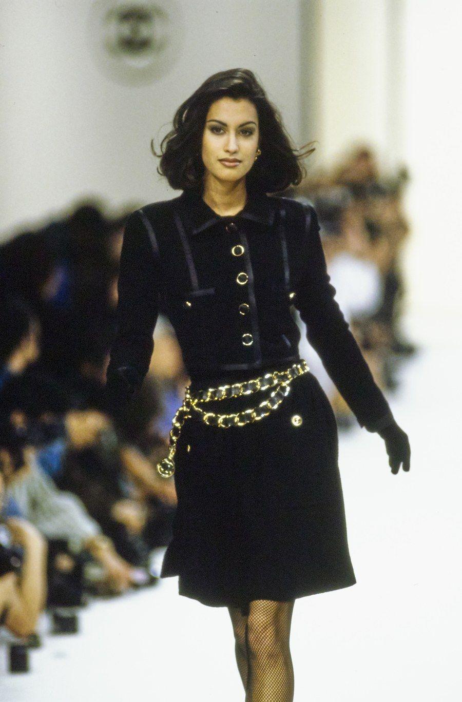 Chanel Fall 1991 Ready-to-Wear Fashion Show