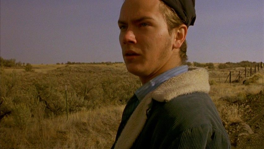 The beautiful River Phoenix, My Own Private Idaho