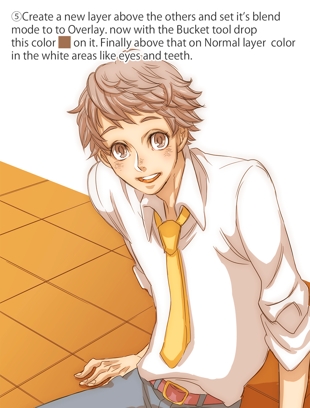 Medibangpaint Anime Style Anime Tutorial