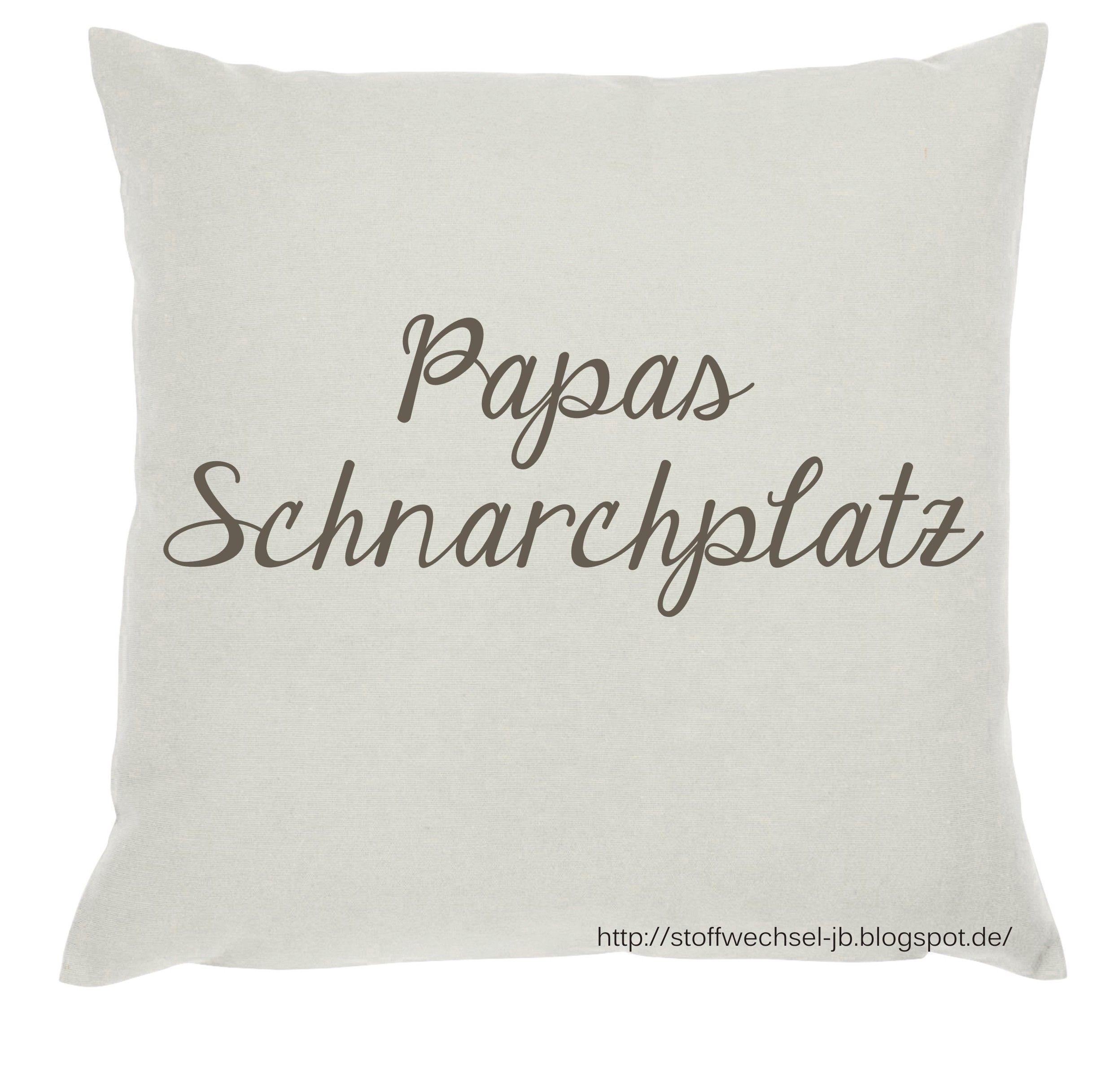 Vatertagsgeschenk Papa Geschenk Männergeschenk Kissen Pillow Cushion