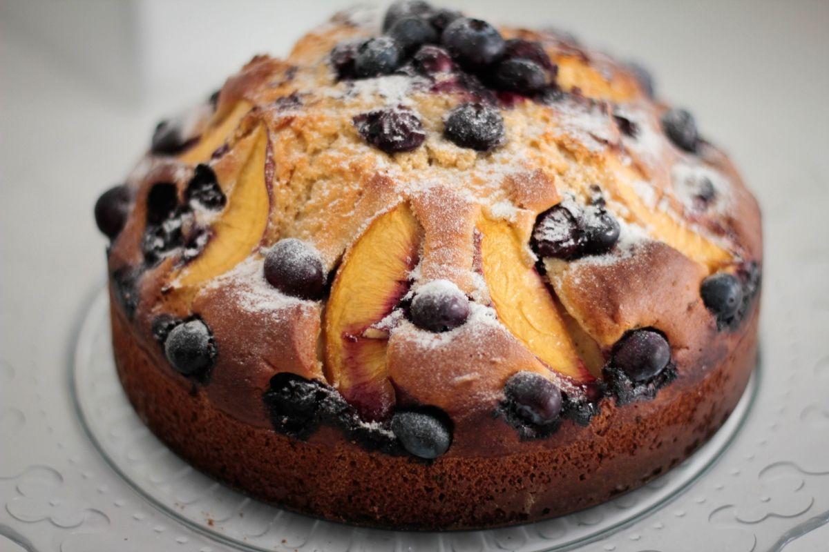 Torta Da Credenza Ricetta : Torte da credenza la ricetta della torta margherita cacao