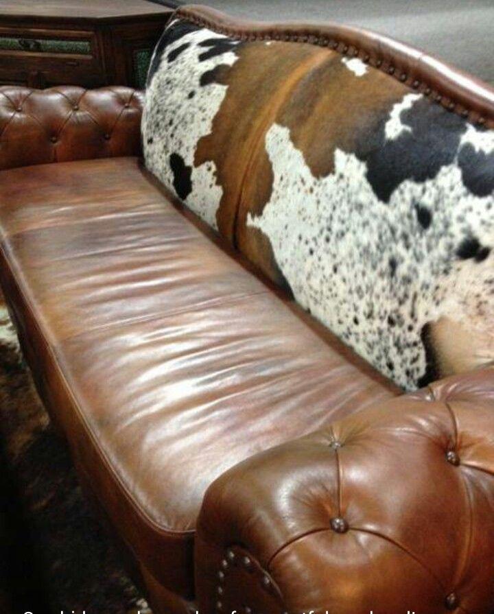 Cowhide furniture co para el hogar pinterest cosas for Sillones para el hogar