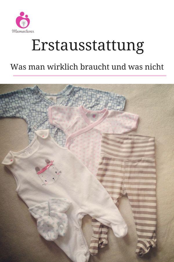 Erstausstattung Baby Kosten