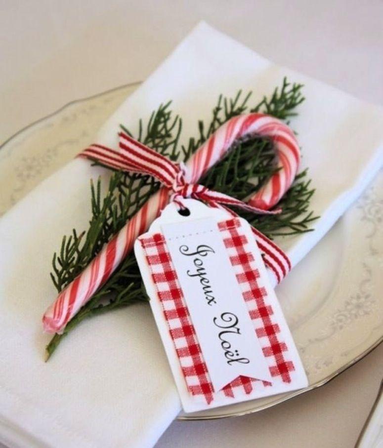 Table De Noël : 20 Idées Déco Faciles À Faire Soi-Même | Noel And Xmas