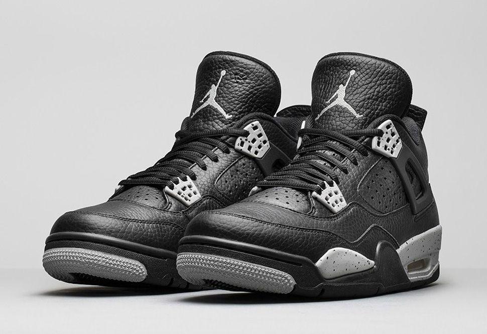 "Air Jordan 4 Retro ""Oreo"" (Tech Grey) Release Date & Official Pics |  Basketball Shoes | Pinterest"