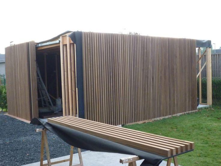 Modernes Gartenhaus / Nebengebäude: Wie Schaffen Sie Es