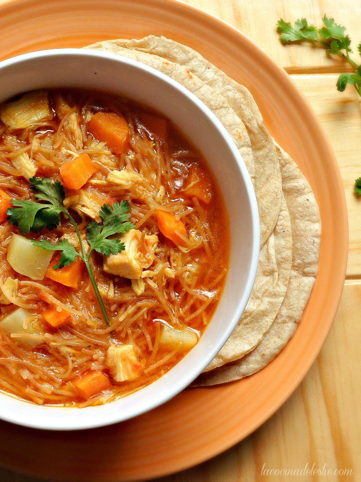 how to make fideo soup