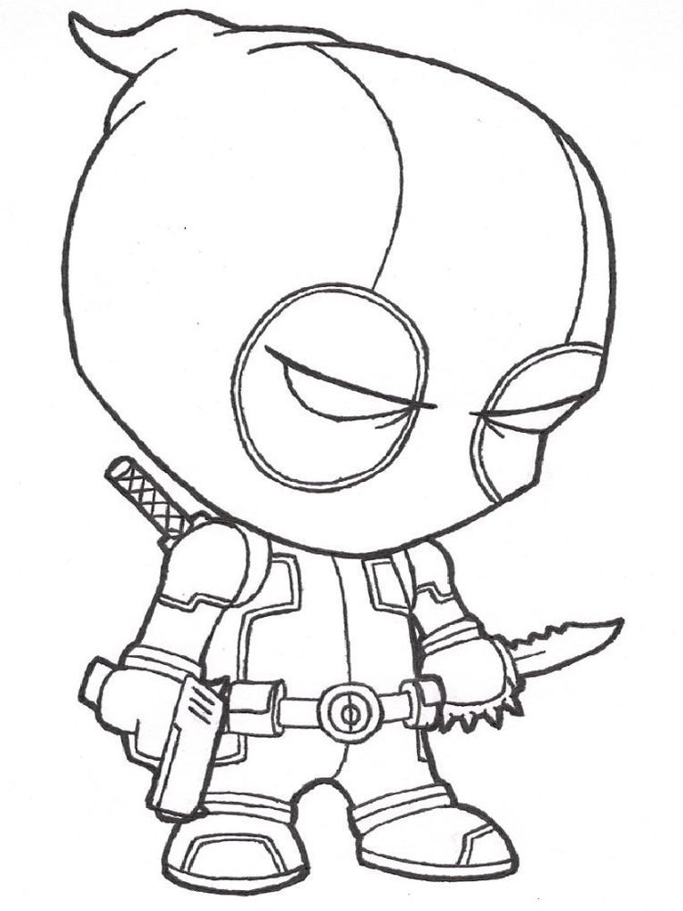 Deadpool Coloring Pages Lego Coloring Books Cartoon Coloring