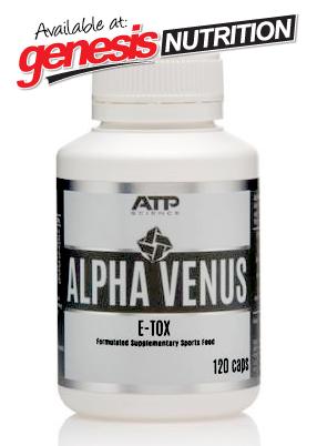 alpha venus fat burner