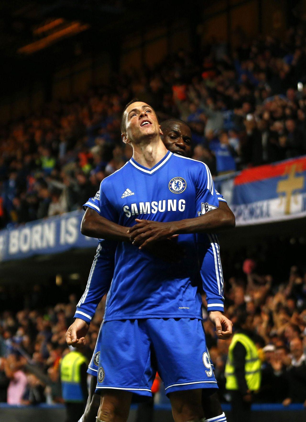 Bromance Fernando Torres And Ramires Chelsea 2 1 Manchester City Premier League
