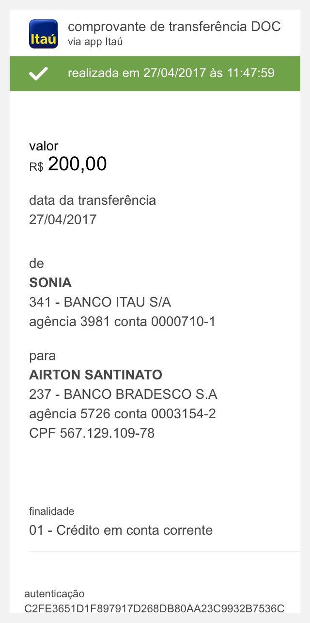 Pin De Sonia Carvalho Em Pagamentos Itau 2017 App Itau Bradesco