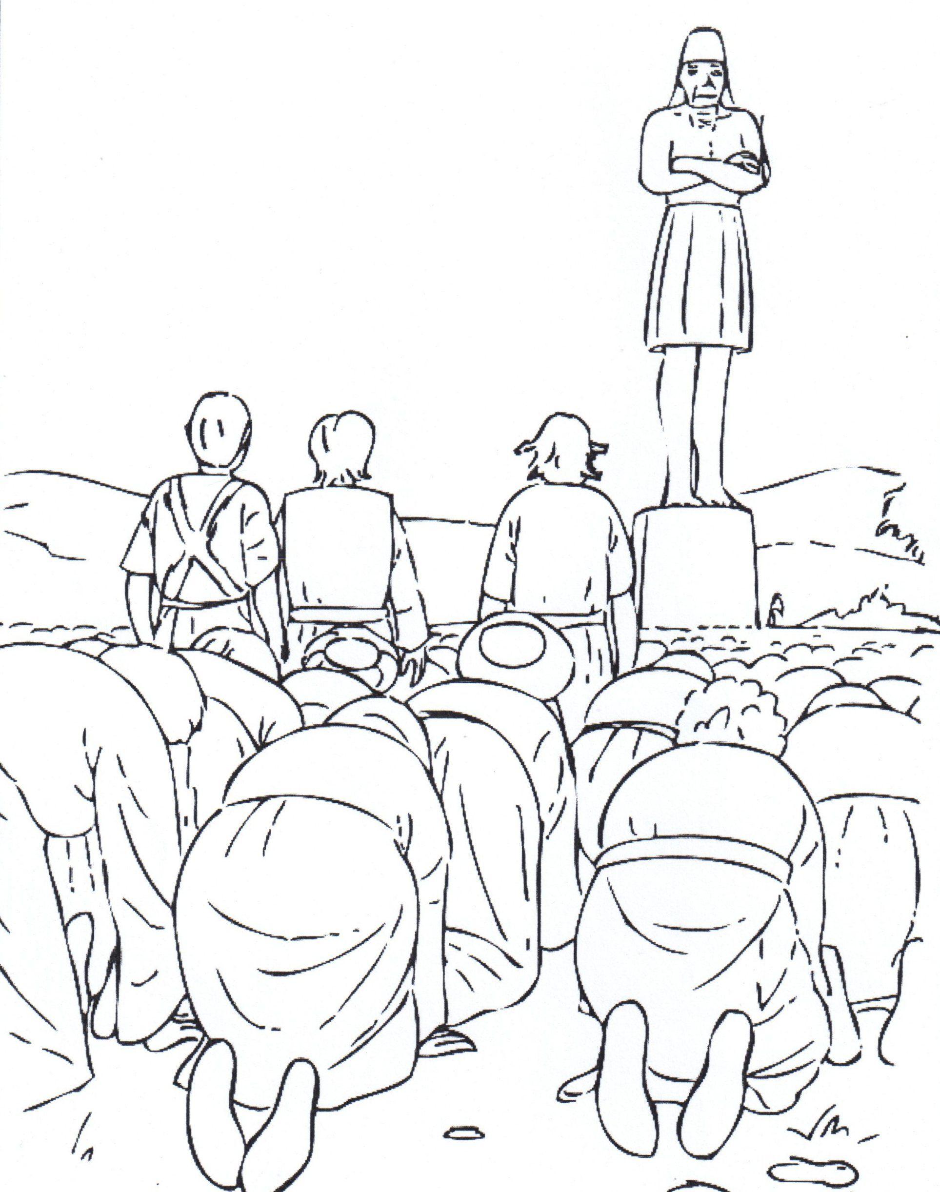 Pin de Heather McCary en Bible OT: Shadrach, Meshach, & Abednego ...