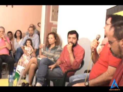 NOBEL SALGADO FILHO - ESCRITORES E ARTISTAS - CONTRA O GOLPE 2