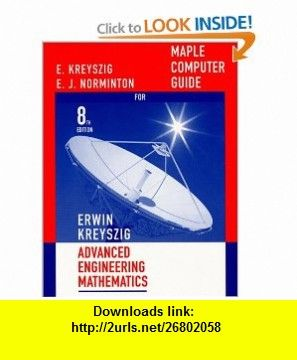 maple computer guide for advanced engineering mathematics 8th ed rh pinterest co uk