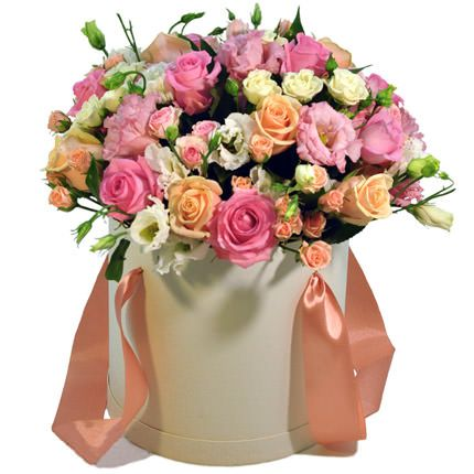 Flowers in box for the best girlfriend order in ukraine petals flowers in box for the best girlfriend order in ukraine petals mightylinksfo