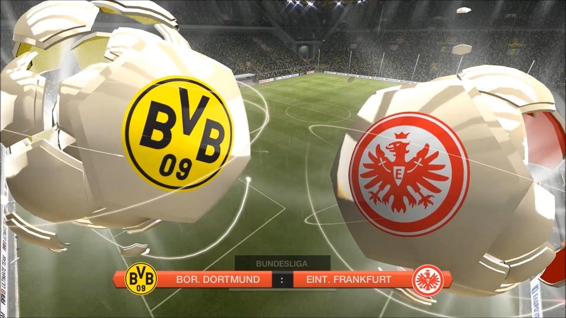 Prediksi Skor Borussia Dortmund vs Eintracht Frankfurt 15