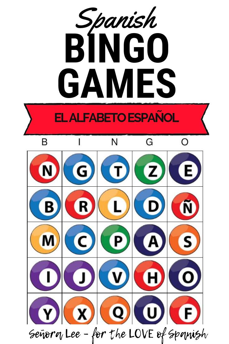 Spanish Alphabet Spanish Bingo Game Beginner Spanish Alphabet Bingo Learn Chinese Alphabet Spanish Alphabet [ 1102 x 735 Pixel ]