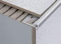 Best Modern Stair Tile Nosing Stairs Pinterest Modern Stairs Modern And Staircases 640 x 480