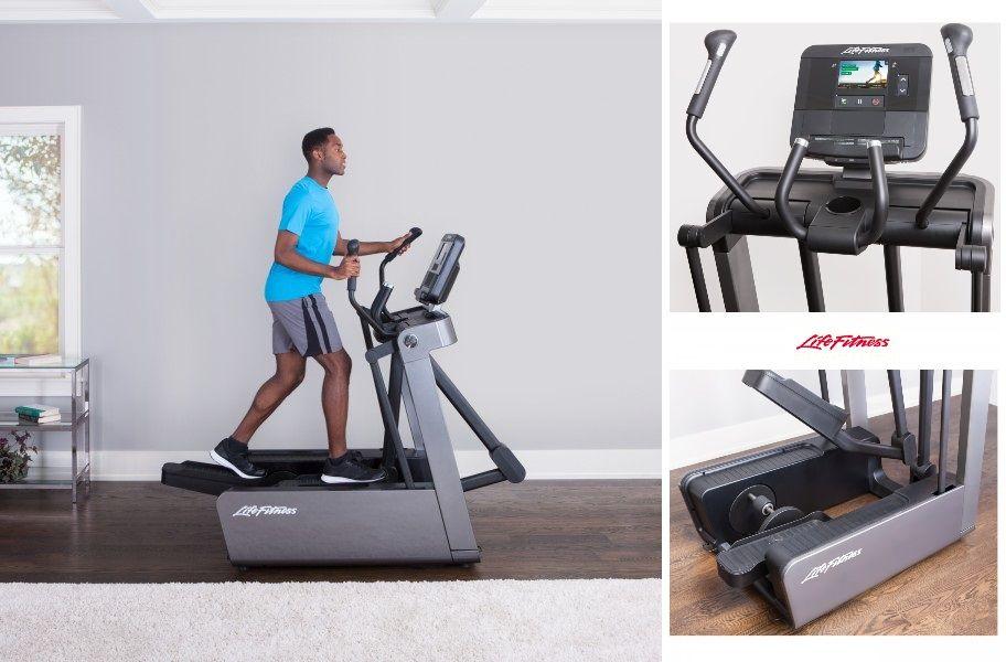 soltar Multitud Resolver  Life Fitness FS4 | Bicicleta eliptica, Fitness, Eliptica