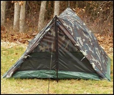Trail Tents - Camo 2 Man Tent $60.61 http://www.armynavyshop.com/prods/rc3808.html #tent #camping #outdoorgear #survivalgear #camotent #sleeps2