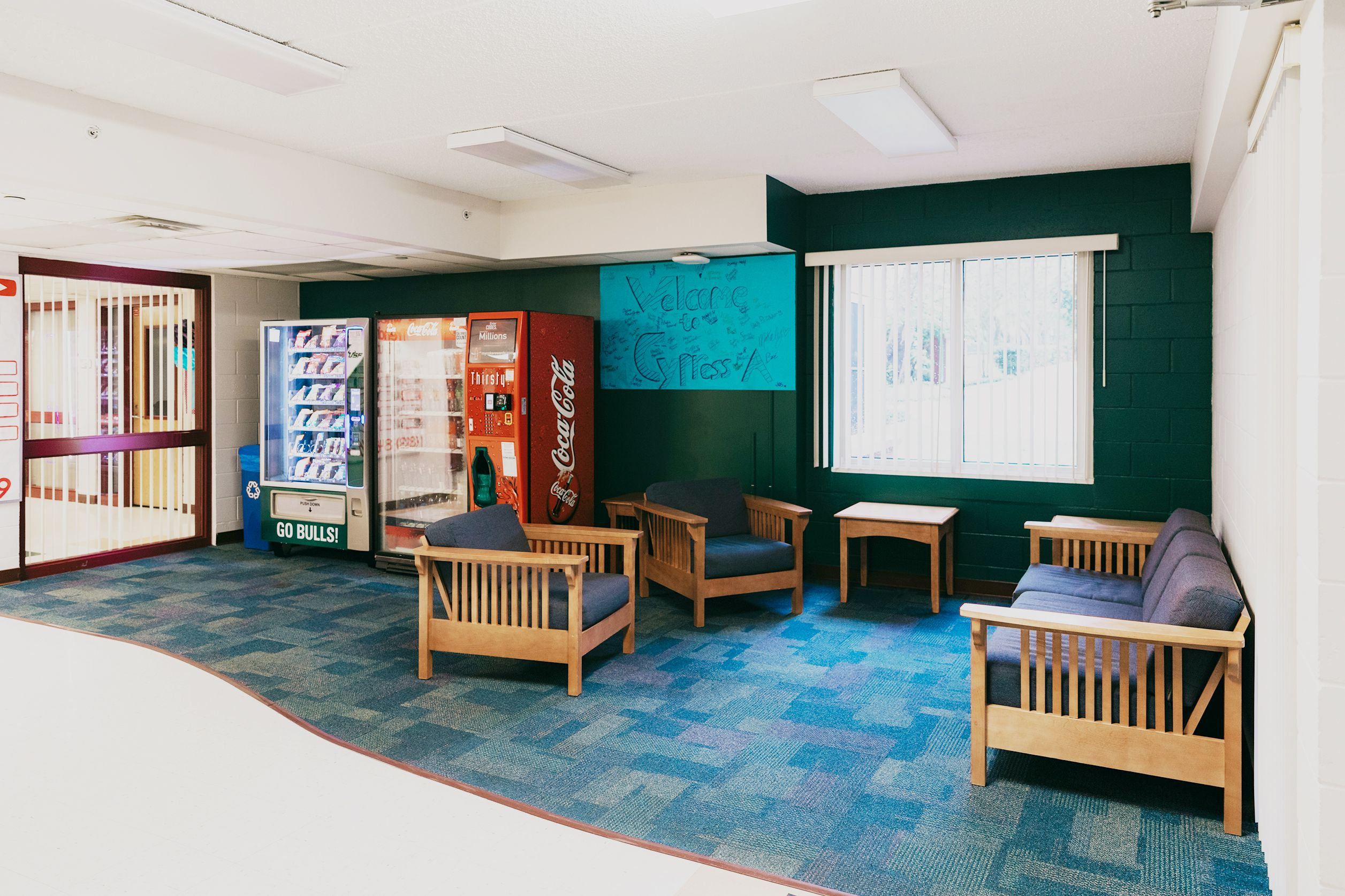 Cypress Suites Ground Floor With