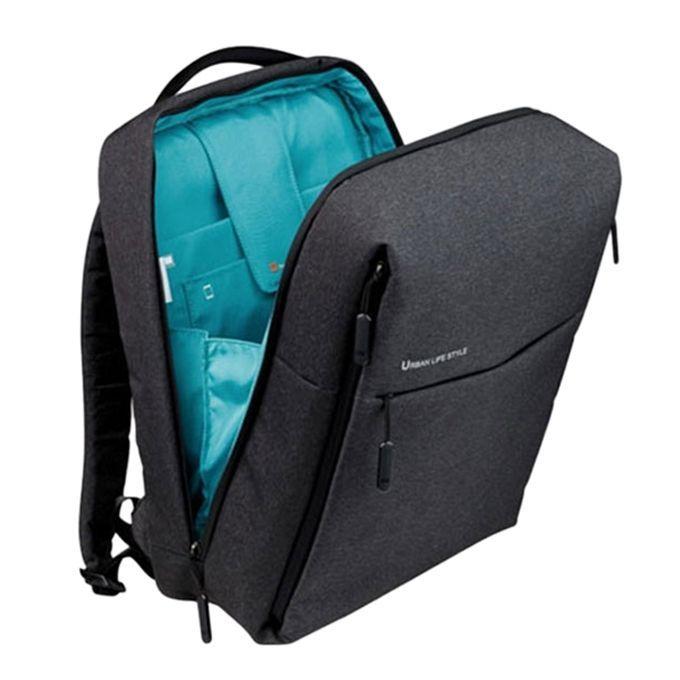 Xiaomi Dark Gray Mi Minimalist Urban Backpack  6197447f5d56e