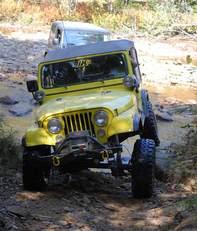 Project CJ-7 - Rebuilding a Classic Jeep from the frame up ...