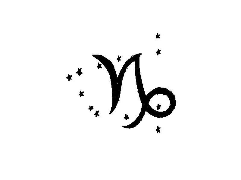 Pin By Jc On Tatt Ideas Pinterest Capricorn Symbol Symbol