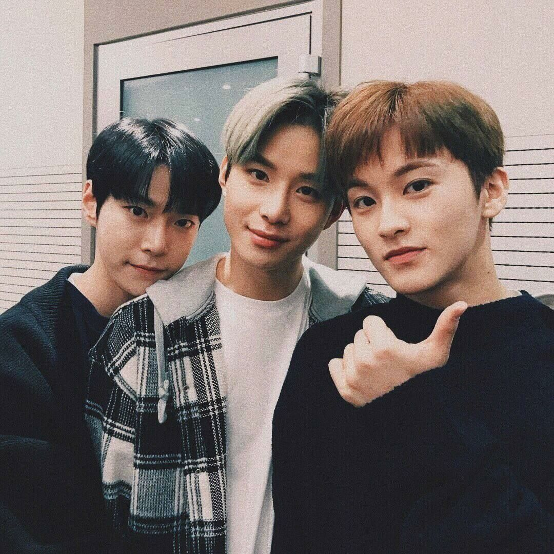 #doyoung #jungwoo #mark #nct #nctu #nct2018 | NCT di 2019 ...
