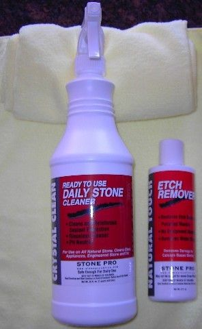 Etch Remover Prokit For Marble Travertine Amp Limestone