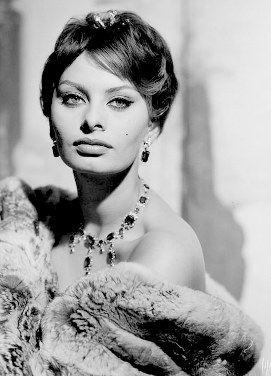 The Nifty Fifties — Sophia Loren, 1959