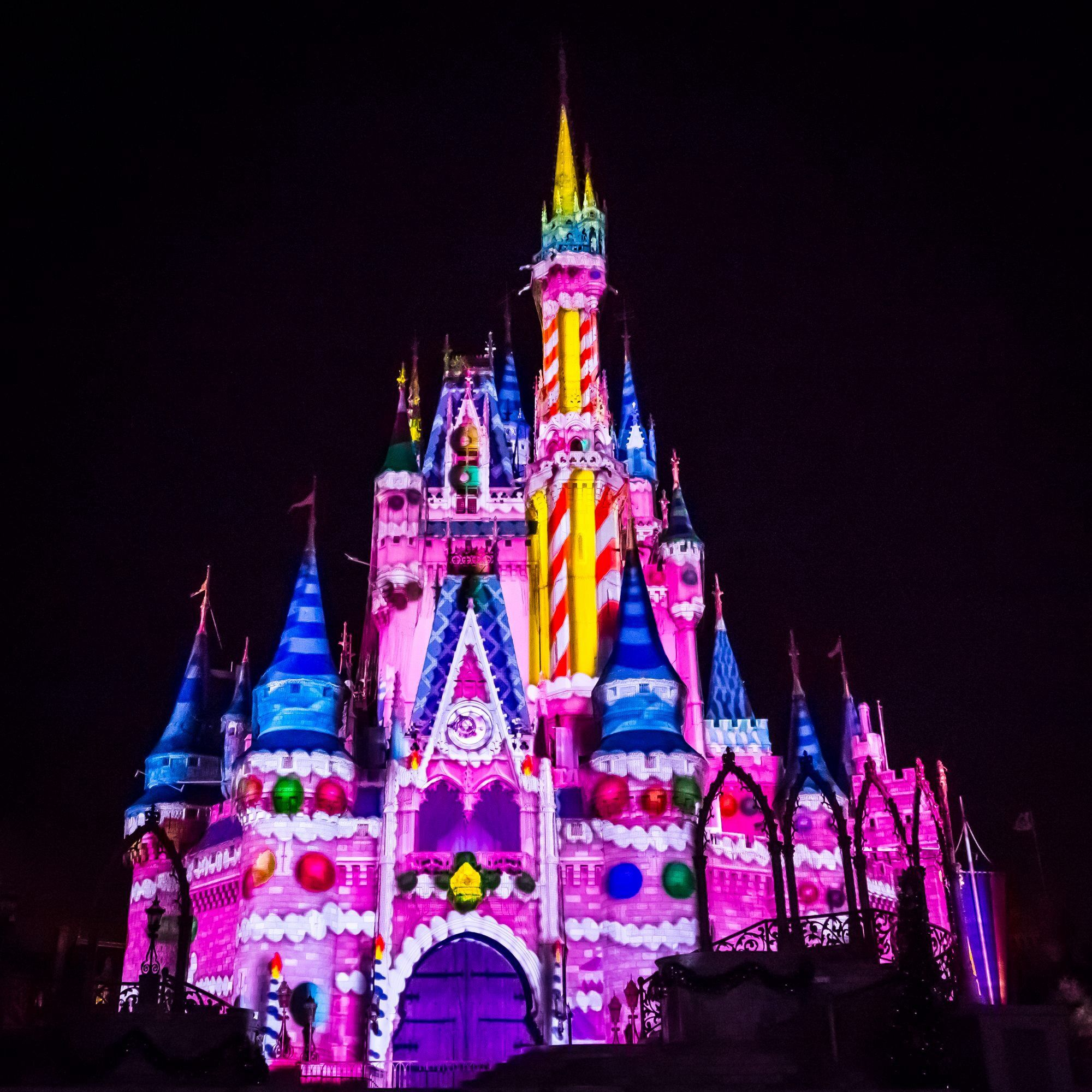 Cinderella Castle Candy Castle Wdw Disney Disney Castle Disney World Magic Kingdom Beautiful Castles