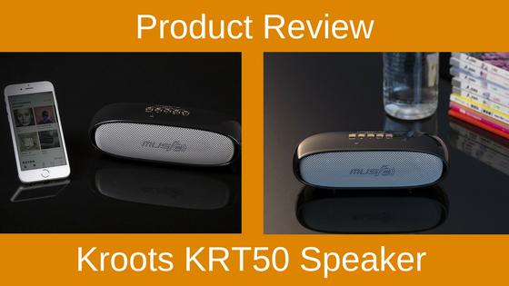 Kroots Bluetooth Speaker Audio Docks & Mini Speakers
