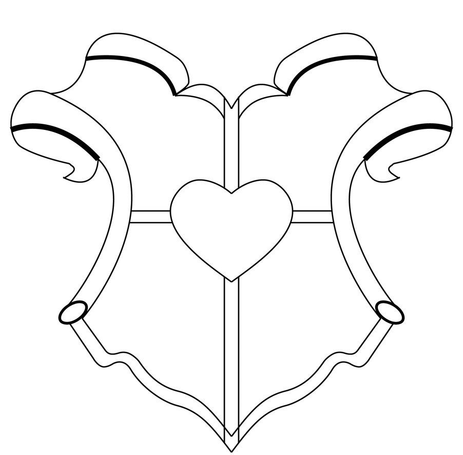 Coat Of Arms Template By Williamcll Family Crest Template Coat