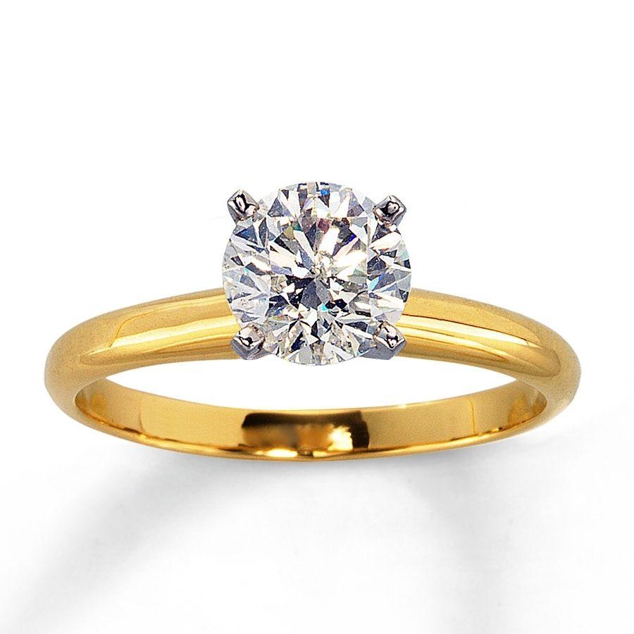 carat diamond solitaire ring yellow gold wedding dress