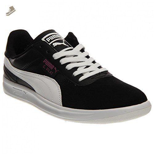 Puma G Vilas Basic Sport Puma- White/Black sneakers