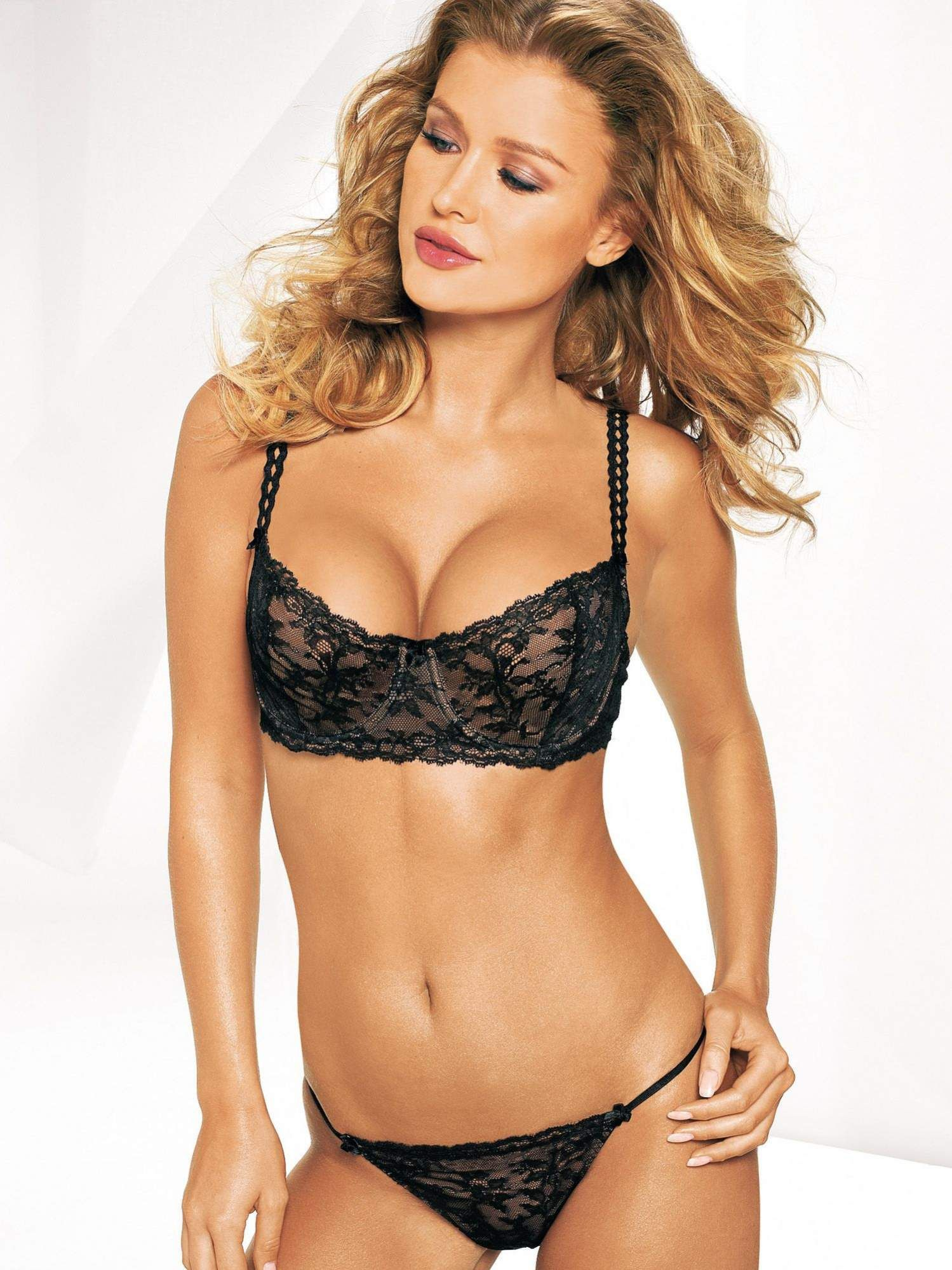 hollywood fredericks midnight lingerie of