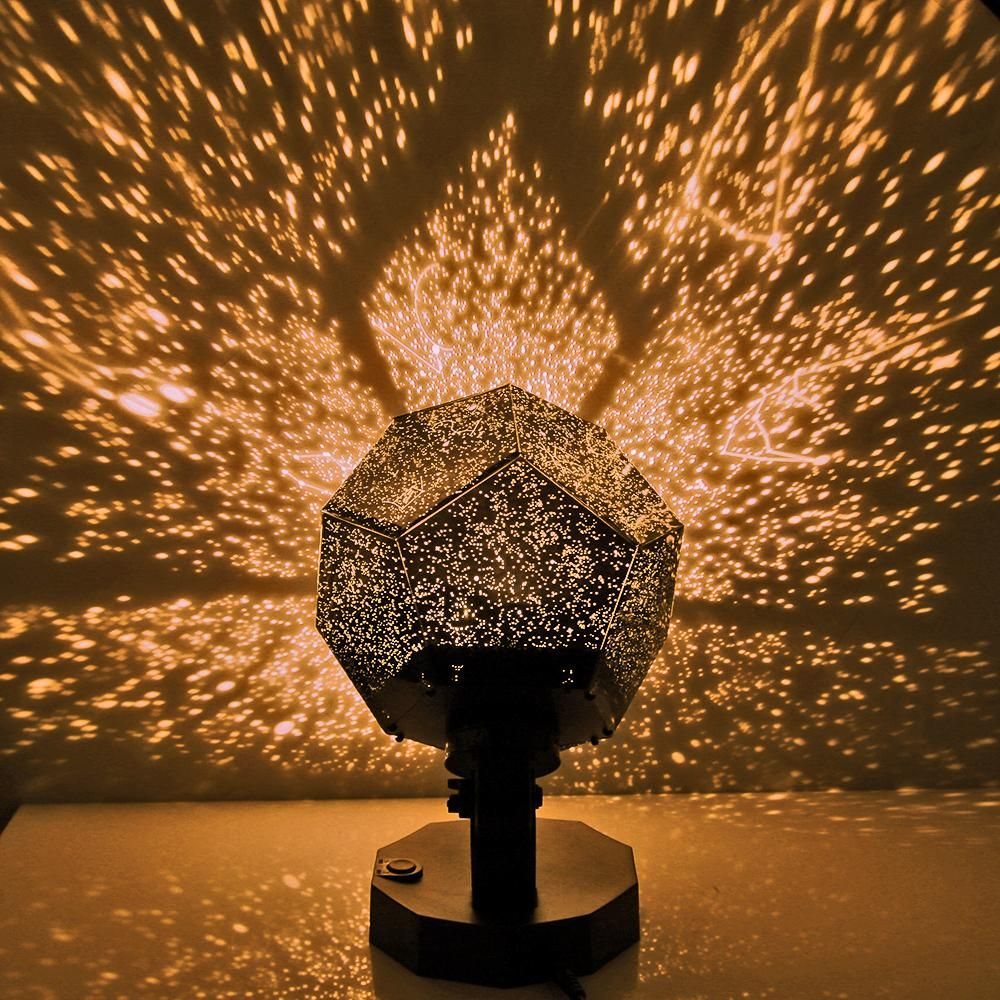 Fantasy Star Projector Galaxy Style Night Lamp Star Projector Lamp Star Projector Light Star Night Light
