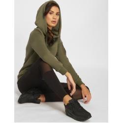 Photo of Urban Classics Hoody Frauen Bomber in olive Urban Classics