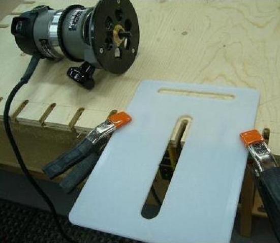 From Cutting Boards to Router Patterns / De planches à découper à