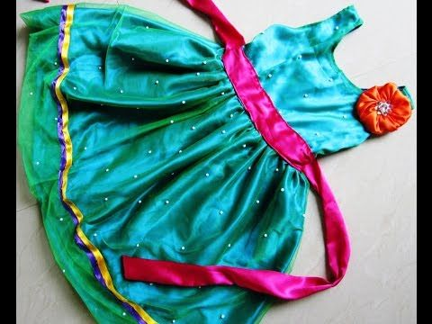 How to cut and sew different types of frock - Craft videos, Garden Ideas, Health tips, Lify Style, Beauty Tips, Cooking Ideas, Travel Ideas