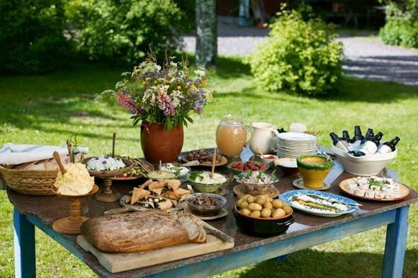 rustic buffet table setting - Google Search & rustic buffet table setting - Google Search | Buffet | Pinterest ...
