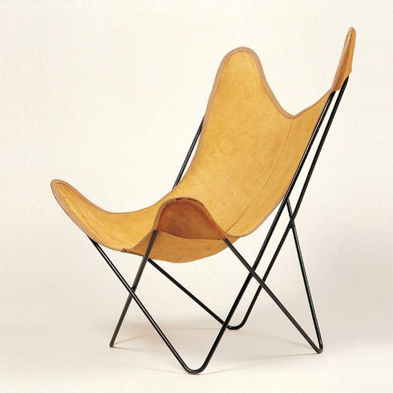B.K.F. (Hardoy Chair) Designed By Grupo Austral, Produced By Artek Pascoe,