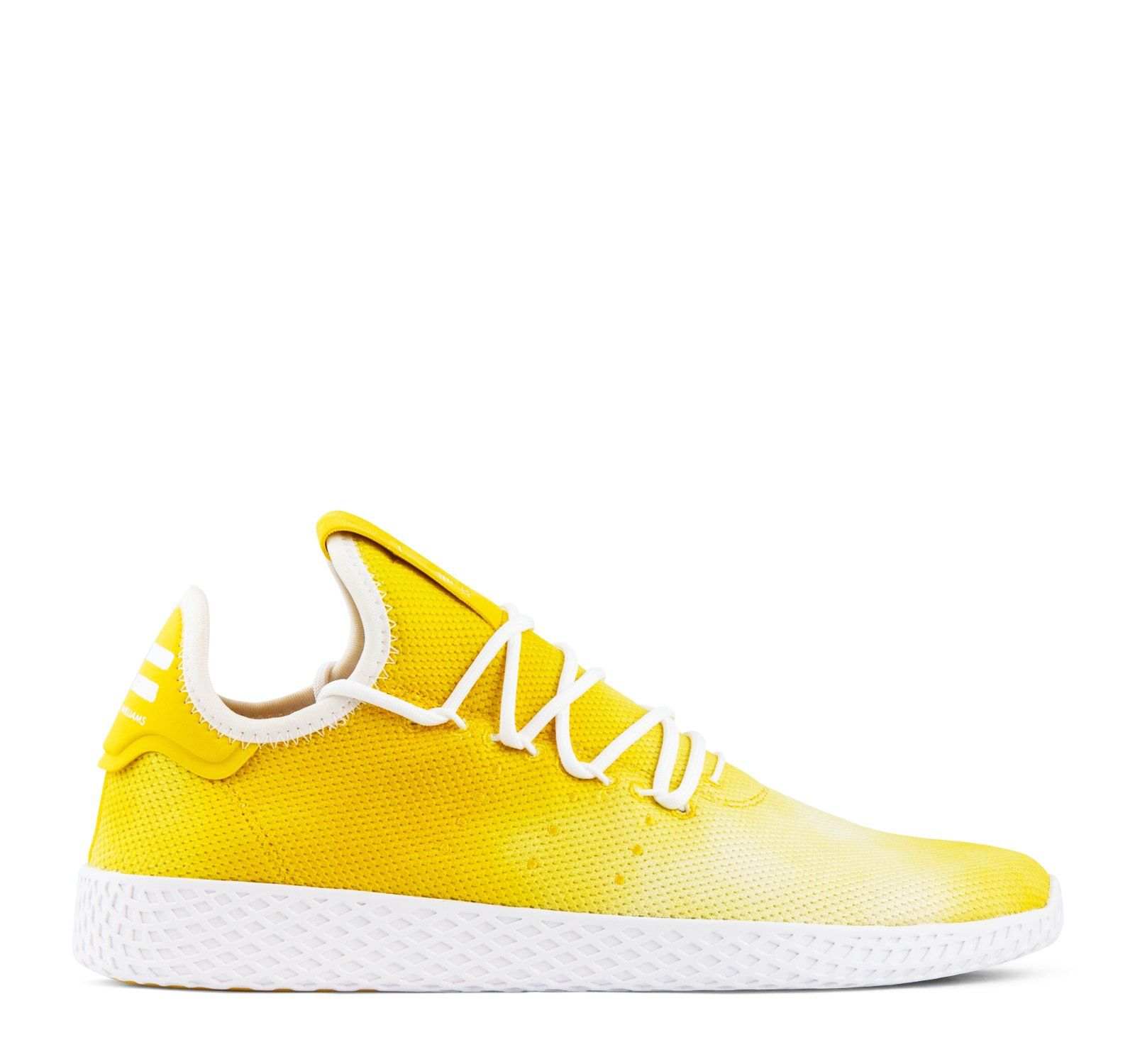 f027497b1eb7c Adidas Originals Pharrell Williams Tennis Hu DA9617 Men s - Yellow White