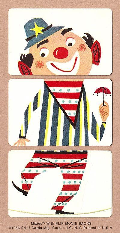 Imprimibles para recortar: puzzles de personajes de circo | Baby \' s ...