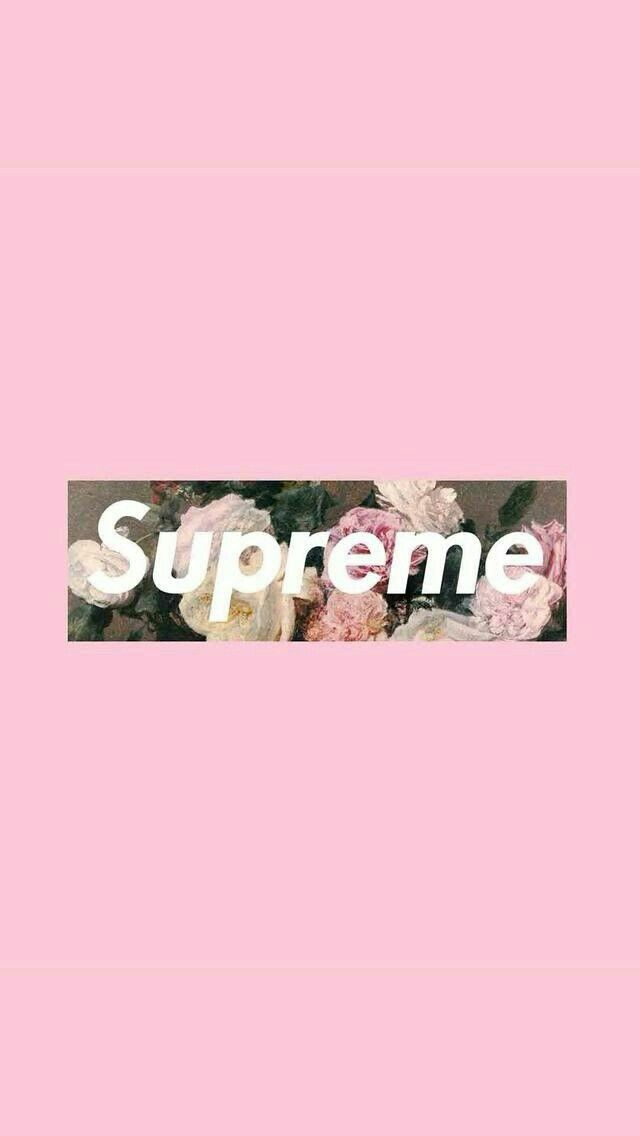 Supreme Iphone Wallpaper Dope Backgrounds New Photo
