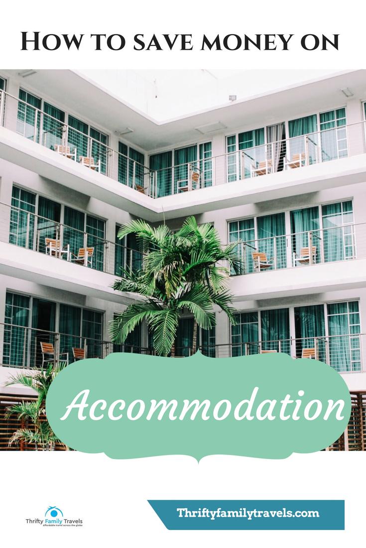 Ways to Save Money on Accommodation | Cheap Lodging | Pinterest ...