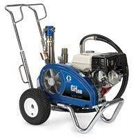 Graco Gh 300 Gas Hydraulic Airless Sprayer Standard 24w935 Paint Sprayer Graco Sprayers