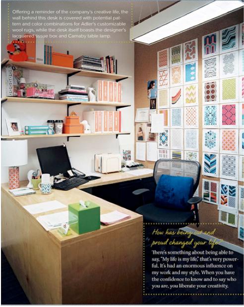 Jonathan Adler Office