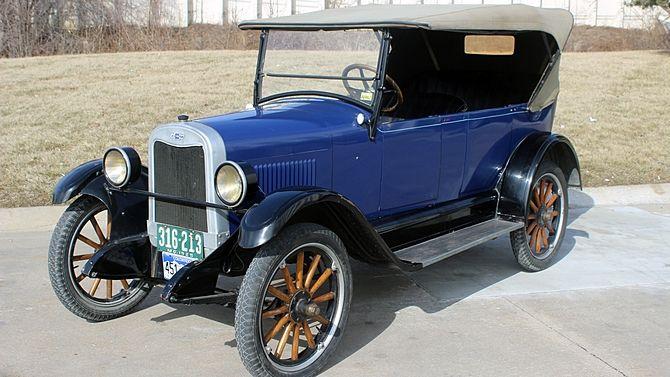1925 Chevrolet Superior Series K
